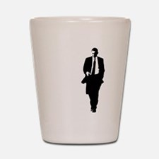 bigobama.png Shot Glass