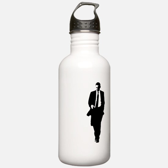 bigobama.png Sports Water Bottle