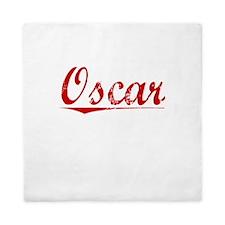 Oscar, Vintage Red Queen Duvet