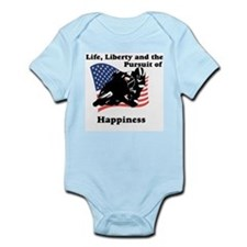 Road Racer Happiness Infant Creeper