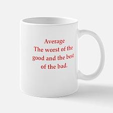 average Mug