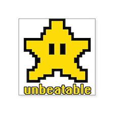 Star Power Rectangle Sticker