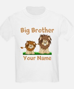 Big Brother Lions T-Shirt