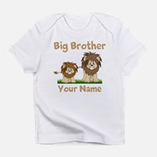 Big Brother Lions Infant T-Shirt