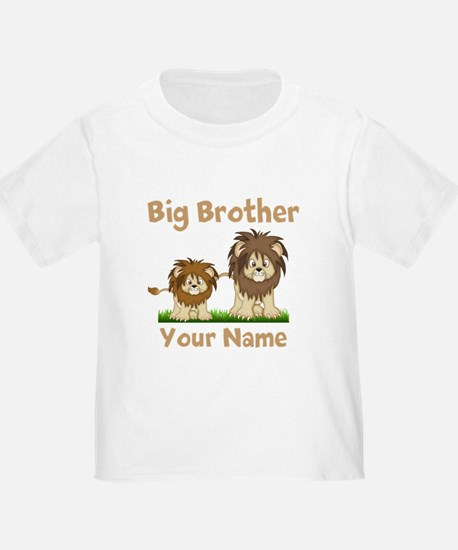 Big Brother Lions T