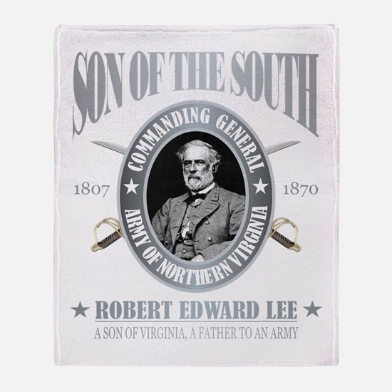 SOTS2 Lee Throw Blanket