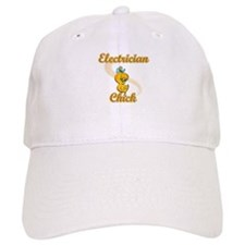 Electrician Chick #2 Baseball Cap