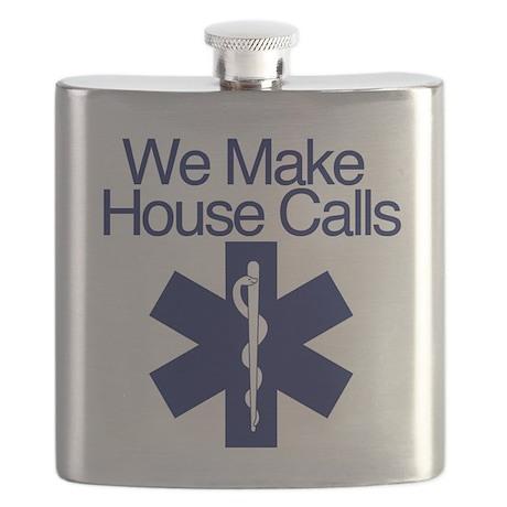 We Make House Calls Flask