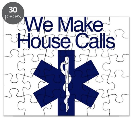We Make House Calls Puzzle