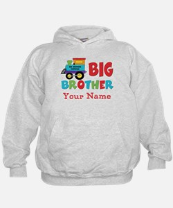 Big Brother Train Personalized Hoodie