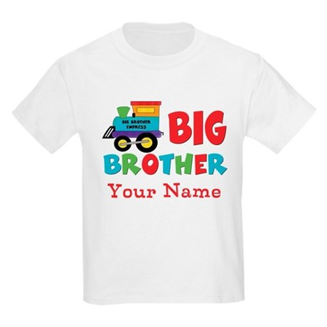 CafePress Big Brother Train Personalized Kids Light