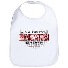 FRANKENSTORM - HURRICANE SANDY Bib
