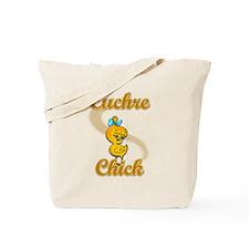 Euchre Chick #2 Tote Bag