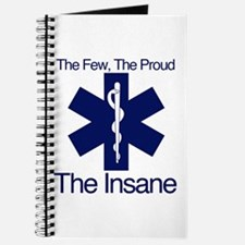 The Few, The Proud, The Insane Journal