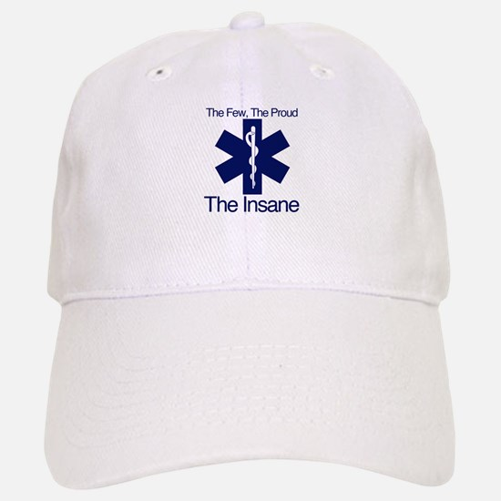 The Few, The Proud, The Insane Baseball Baseball Cap