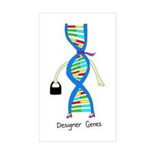 Designer Genes Decal