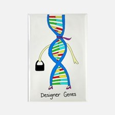 Designer Genes Rectangle Magnet