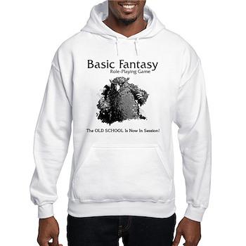 Owlbear Retro Hooded Sweatshirt