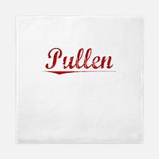 Pullen, Vintage Red Queen Duvet
