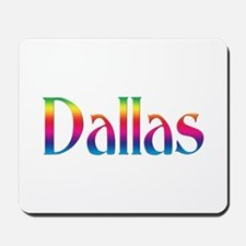 Dallas Mousepad