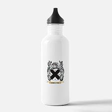 Christou Family Crest Water Bottle
