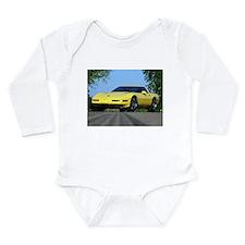 1993 C4 Long Sleeve Infant Bodysuit
