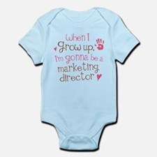 Future Marketing Director Infant Bodysuit