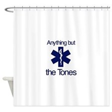 The Tones Shower Curtain