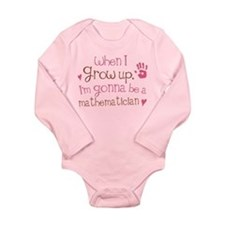 Kids Future Mathematician Baby Outfits