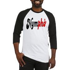 Nympho Baseball Jersey