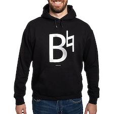 B Natural Hoodie