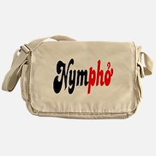 Nympho Messenger Bag