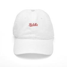Riddle, Vintage Red Cap