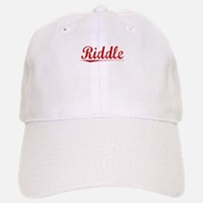 Riddle, Vintage Red Cap