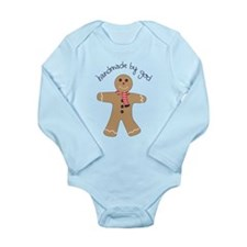 Gingerbread Man Body Suit