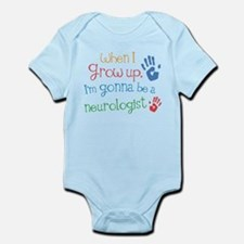 Kids Future Neurologist Infant Bodysuit