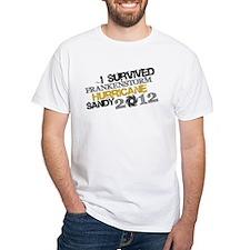 I survived Frankenstorm 2012 Shirt