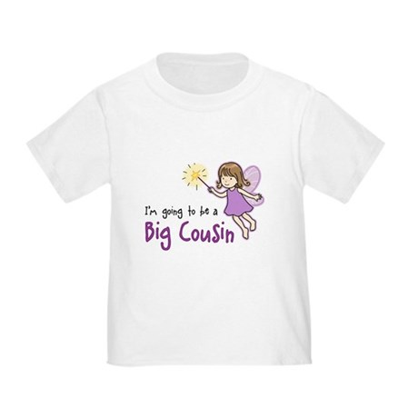 Big Cousin to be - Fairy T-Shirt