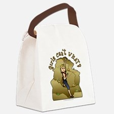 climber-light.png Canvas Lunch Bag