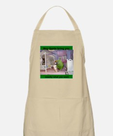 good girls Christmas Apron