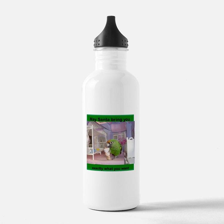 good girls Christmas Water Bottle