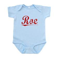 Roe, Vintage Red Infant Bodysuit