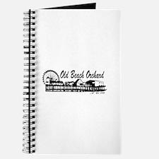 Old Orchard Beach ME - Pier Design. Journal