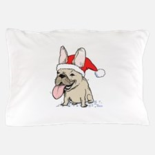 French Bulldog Christmas Pillow Case