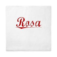 Rosa, Vintage Red Queen Duvet