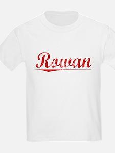 Rowan, Vintage Red T-Shirt