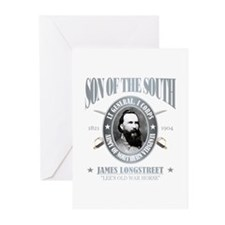 SOTS 2 Longstreet Greeting Cards (Pk of 10)