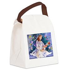 Clara & Nutcracker Canvas Lunch Bag