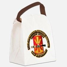 Army - DS - 11th ADA Bde Canvas Lunch Bag