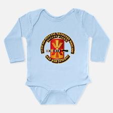 Army - DS - 11th ADA Bde Long Sleeve Infant Bodysu
